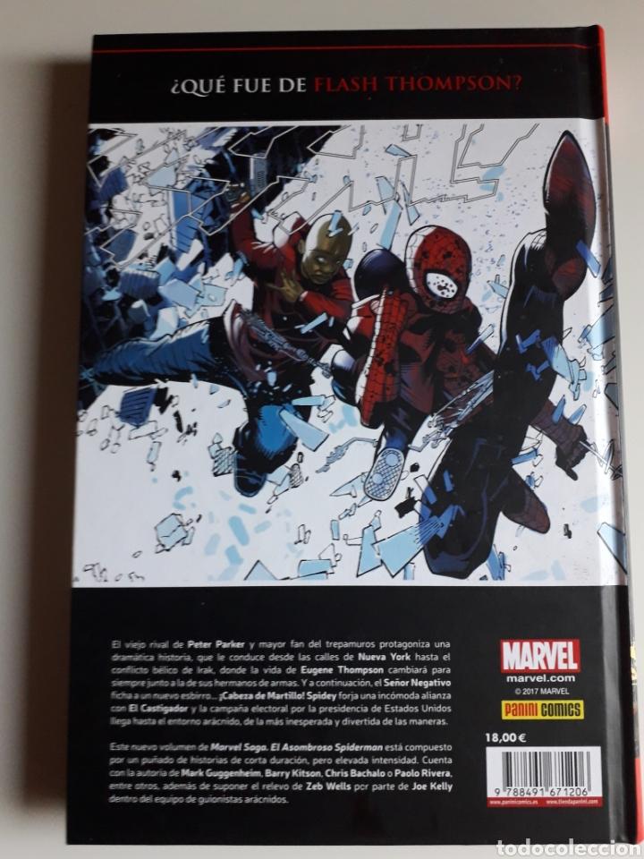 Cómics: Spiderman saga num 18. Lazos de familia - Foto 2 - 192065388