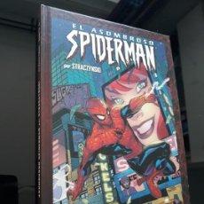 Cómics: TOMO 3: EL ASOMBROSO SPIDERMAN POR STRACZYNSKI. BEST OF MARVEL. PANINI. Lote 192150410