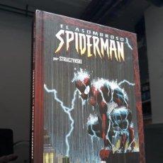 Cómics: TOMO 2: EL ASOMBROSO SPIDERMAN POR STRACZYNSKI. BEST OF MARVEL. PANINI. Lote 192150496