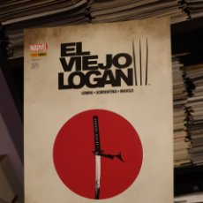 Comics: EL VIEJO LOGAN (LOBEZNO) 71 AL 75 VOL. 5 EL ÚLTIMO RONIN. ARCO EN 5 PARTES POR LEMIRE Y SORRENTINO. Lote 192253225