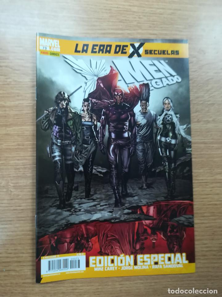 X-MEN VOL 3 #73 EDICION ESPECIAL (Tebeos y Comics - Panini - Marvel Comic)