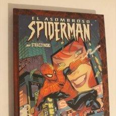 Cómics: EL ASOMBROSO SPIDERMAN TOMO 3 - STRACZYNSKI - BEST OF MARVEL. Lote 192385643