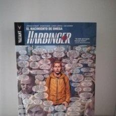 Cómics: HARBINGER UNIVERSO VALIANT NÚMERO 1 PANINI ALETA. Lote 192396031