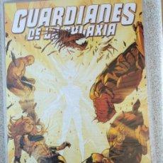 Cómics: ¡BUSCADÍSIMO! PANINI GUARDIANES GALAXIA 13-JUICIO JEAN GREY 6- BENDIS-COMO NUEVO. Lote 192628165