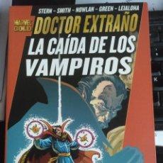 Cómics: DOCTOR EXTRAÑO: LA CAÍDA DE LOS VAMPIROS (MARVEL GOLD) 1 TOMO (PANINI). Lote 192814316