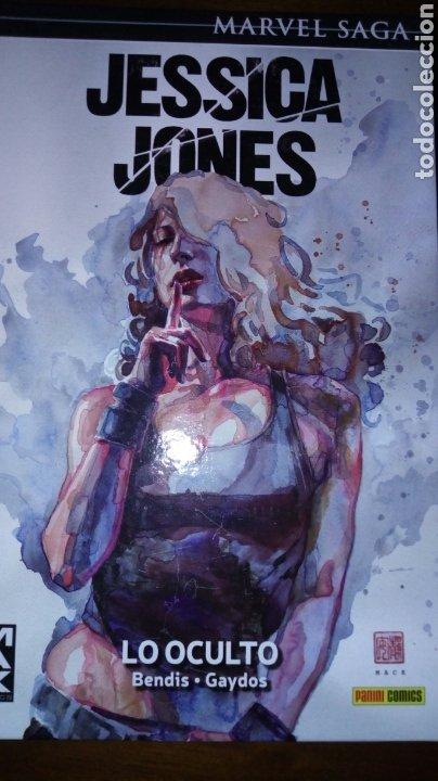 MARVEL SAGA JESSICA JONES 3 (Tebeos y Comics - Panini - Marvel Comic)