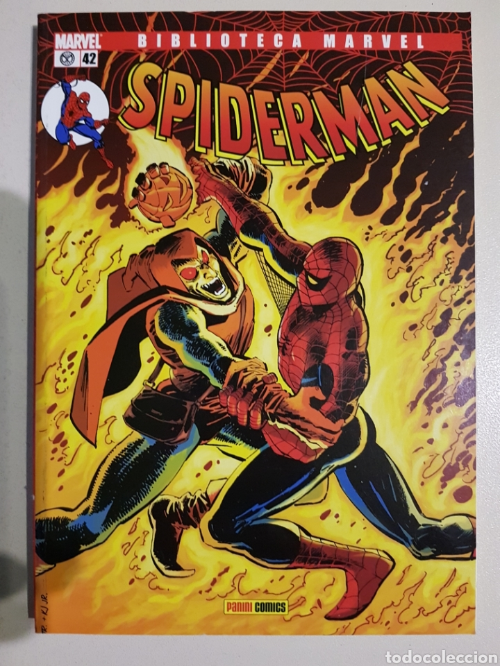 BIBLIOTECA MARVEL SPIDERMAN - 42 - TOMO PANINI (Tebeos y Comics - Panini - Marvel Comic)