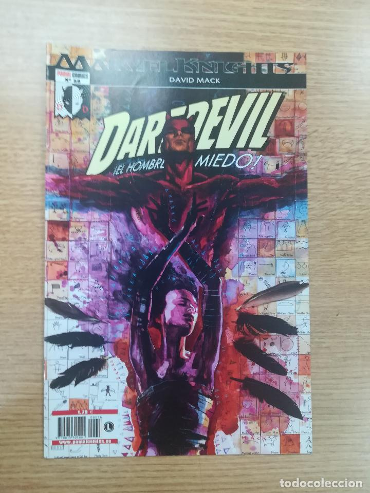 DAREDEVIL VOL 6 (MARVEL KNIGHTS VOL 1) #58 (Tebeos y Comics - Panini - Marvel Comic)