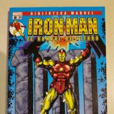 Cómics: BIBLIOTECA MARVEL IRON MAN - 21 - TOMO - MARVEL - PANINI. Lote 193655271