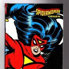 Cómics: SPIDERWOMAN : ORIGEN - PANINI / MARVEL LIMITED EDITION / TAPA DURA / NUEVO Y PRECINTADO. Lote 193055762