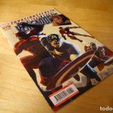 Comics : LOS PODEROSOS VENGADORES 12 INVASIÓN SECRETA - PANINI 2009. Lote 193914017
