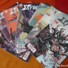 Cómics: X FACTOR NºS 1, 2, 3, 4, 5, 6 Y 7 ( PETER DAVID ) MARVEL PANINI 2006. Lote 193920221