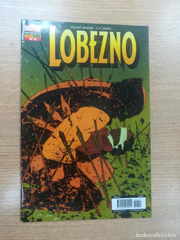 LOBEZNO VOL 4 #14 EDICION NORMAL (Tebeos y Comics - Panini - Marvel Comic)