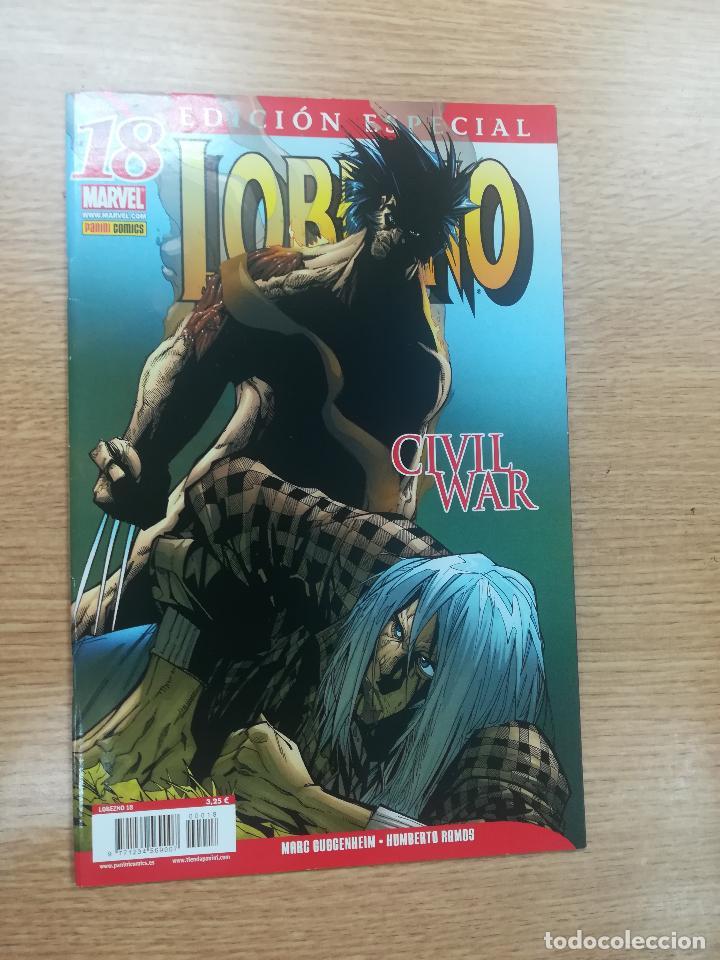 LOBEZNO VOL 4 #18 EDICION ESPECIAL (Tebeos y Comics - Panini - Marvel Comic)