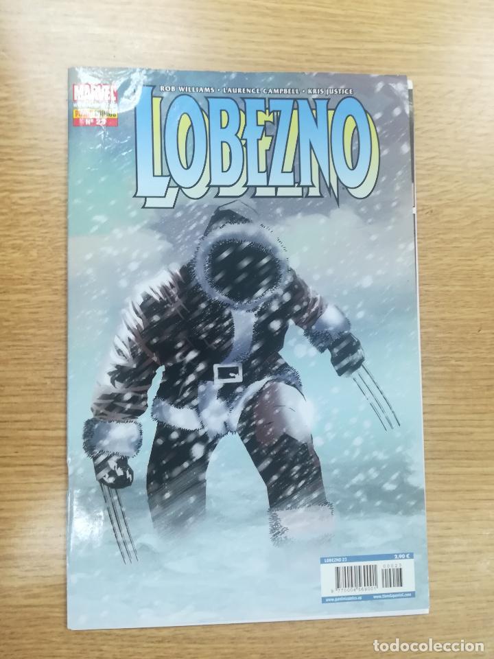 LOBEZNO VOL 4 #23 EDICION NORMAL (Tebeos y Comics - Panini - Marvel Comic)
