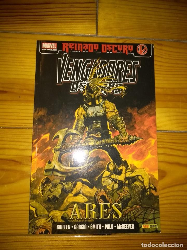 VENGADORES OSCUROS: ARES - REINADO OSCURO (Tebeos y Comics - Panini - Marvel Comic)