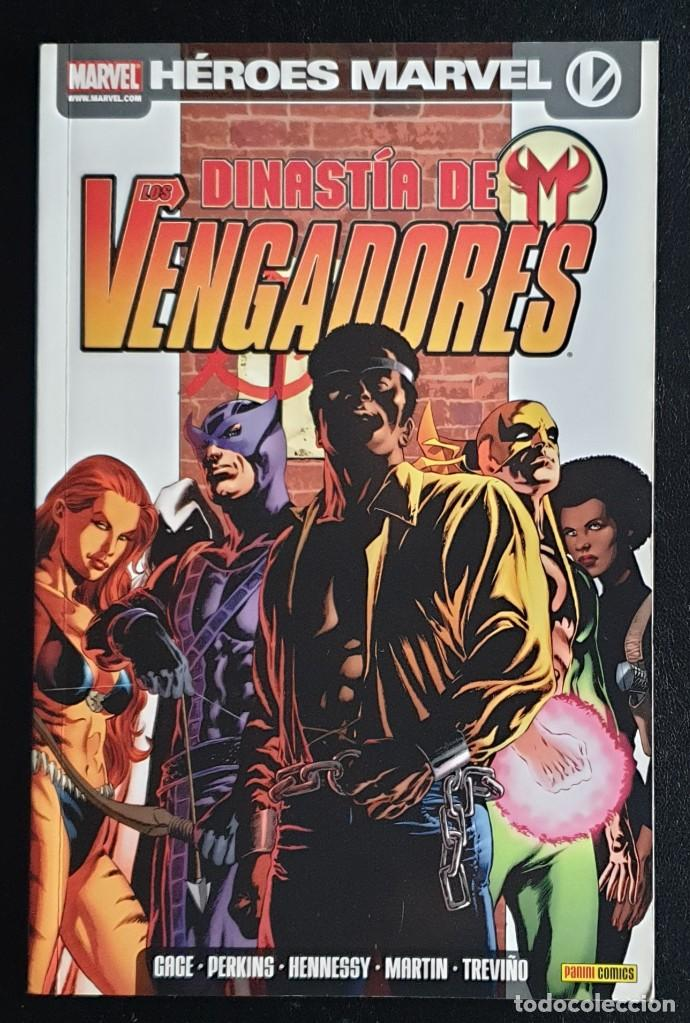 DINASTIA DE M. LOS VENGADORES. NUMERO UNICO. PANINI COMICS 2009 (Tebeos y Comics - Panini - Marvel Comic)