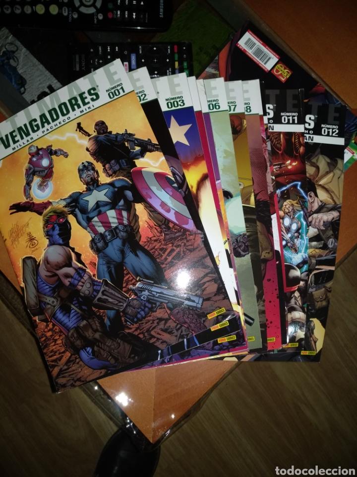 ULTIMATE VENGADORES COMPLETA (Tebeos y Comics - Panini - Marvel Comic)