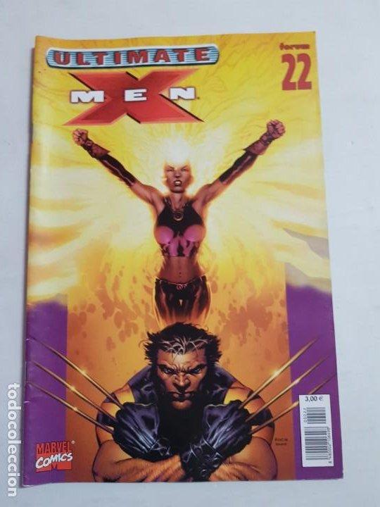 ULTIMATE X-MEN Nº 22 PANINI ESTADO BUENO MAS ARTICULOS ACEPTO OFERTAS (Tebeos y Comics - Panini - Marvel Comic)