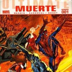 Cómics: ULTIMATE MUERTE PANINI ESPAÑA COMPLETA 2 Nº.. Lote 194285011