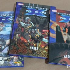 Cómics: COLECCIONABLE ULTIMATE 2 69 75 - X-MEN; LA GENTE DEL MAÑANA, CABLE, APOCALIPSIS. Lote 194285855