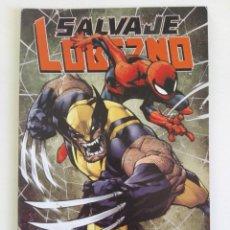 Cómics: SALVAJE LOBEZNO # 32 (WELLS & MADUREIRA) - MARVEL / PANINI. Lote 194287056