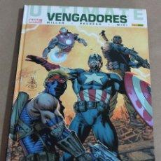 Cómics: COLECCIONABLE ULTIMATE 54 - VENGADORES - CRÁNEO ROJO - COMO NUEVO. Lote 194287957