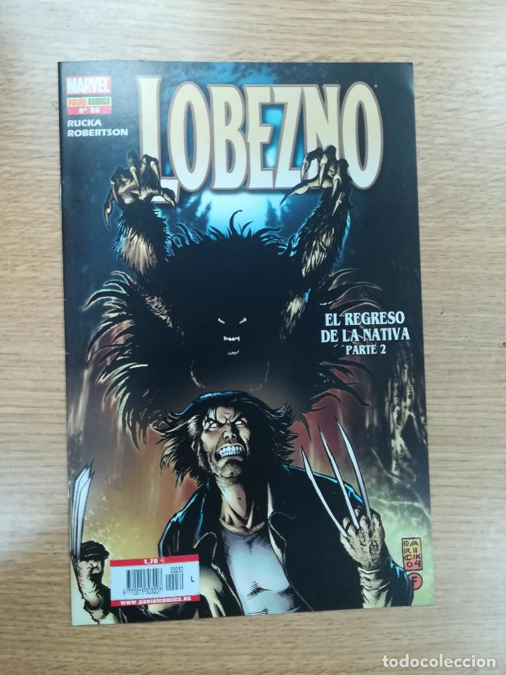 LOBEZNO VOL 4 #30 (Tebeos y Comics - Panini - Marvel Comic)
