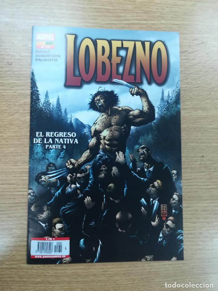 LOBEZNO VOL 4 #32 (Tebeos y Comics - Panini - Marvel Comic)