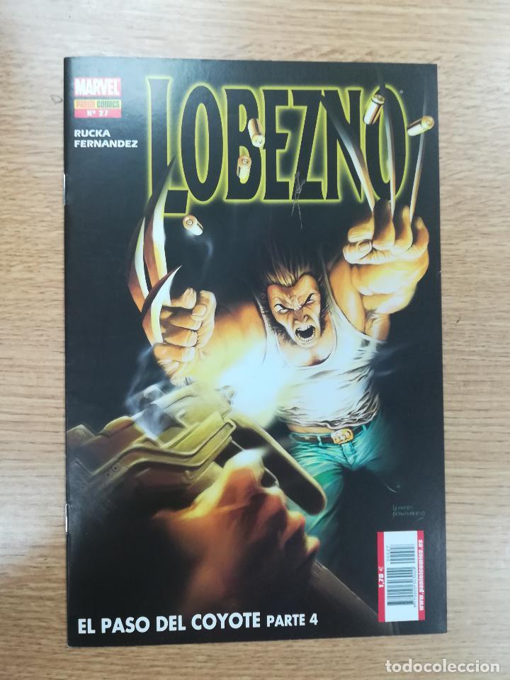 LOBEZNO VOL 4 #27 (Tebeos y Comics - Panini - Marvel Comic)