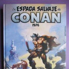 Cómics: LA ESPADA SALVAJE DE CONAN Nº 2 PANINI 1976 MARVEL LIMITED EDITION PRECINTADO. Lote 194350355