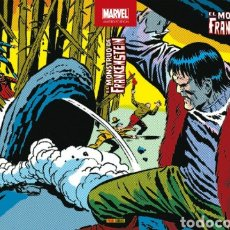 Cómics: MARVEL LIMITED EDITION - FRANKENSTEIN. Lote 194351280