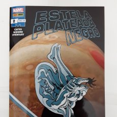 Cómics: ESTELA PLATEADA: NEGRO 2 (GRAPA) - CATES, MOORE, STEWART - PANINI / MARVEL. Lote 194393725