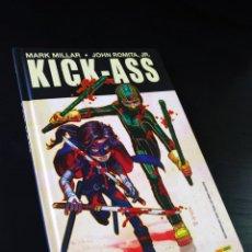Cómics: DE KIOSCO KICK-ASS 1 PANINI COMICS TOMO. Lote 194394295