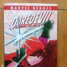 Cómics: MARVEL HEROES DAREDEVIL MARIA TIFOIDEA - ANN NOCENTI Y JOHN ROMITA JR. AL WILLIAMSON - PANINI. Lote 194514890