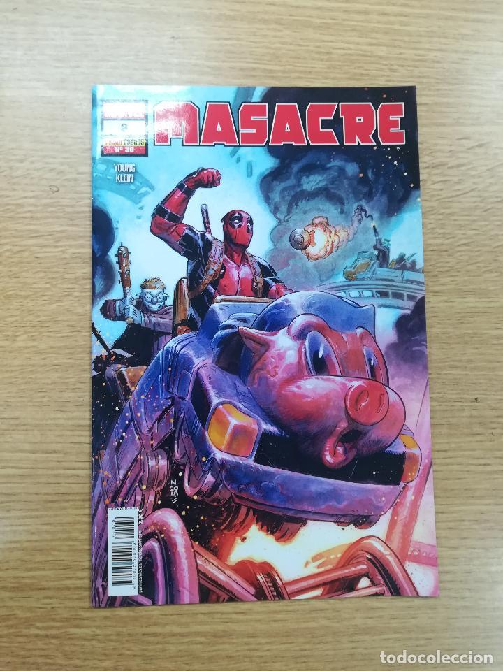 MASACRE #39 (Tebeos y Comics - Panini - Marvel Comic)
