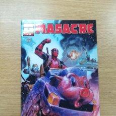 Cómics: MASACRE #39. Lote 194525642