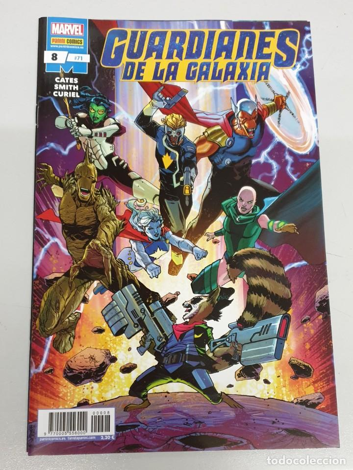 GUARDIANES DE LA GALAXIA VOL 2 Nº 8 / 71 - MARVEL - PANINI (Tebeos y Comics - Panini - Marvel Comic)