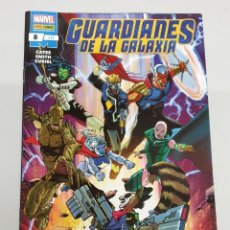 Cómics: GUARDIANES DE LA GALAXIA VOL 2 Nº 8 / 71 - MARVEL - PANINI. Lote 194576672