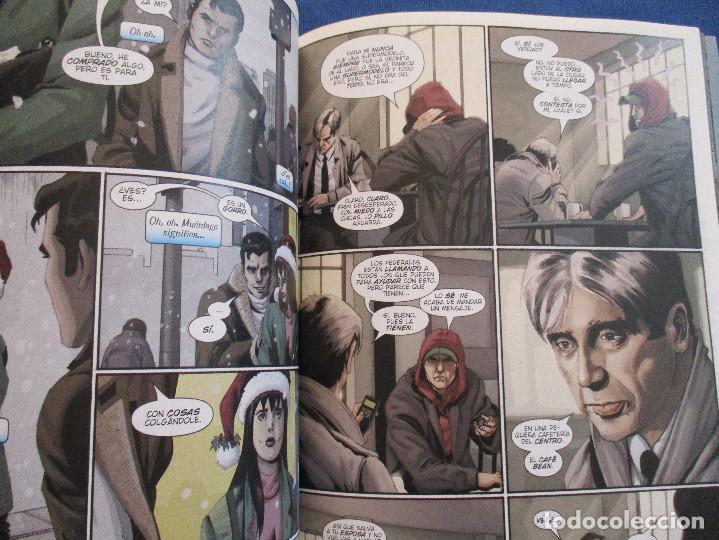 Cómics: MARVEL / SPIDERMAN ESPECIAL N.º 1 de PETER DAVID, MATT FRACTION... / PANINI TOMO 104 PÁGINAS - Foto 8 - 194576681