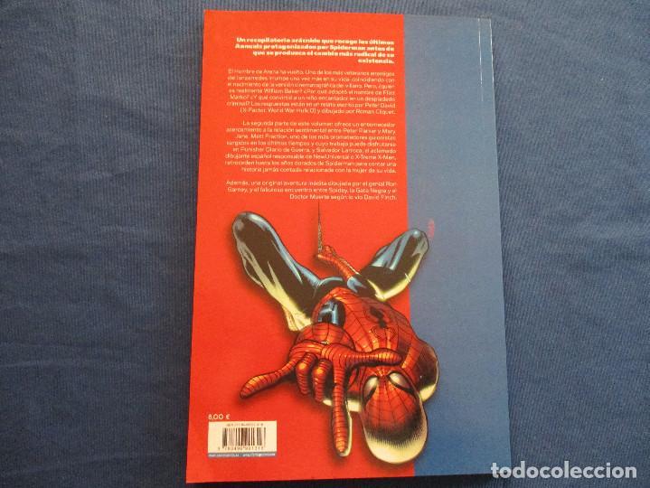 Cómics: MARVEL / SPIDERMAN ESPECIAL N.º 1 de PETER DAVID, MATT FRACTION... / PANINI TOMO 104 PÁGINAS - Foto 10 - 194576681