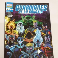 Cómics: GUARDIANES DE LA GALAXIA VOL 2 Nº 9 / 72 - MARVEL - PANINI. Lote 194576838