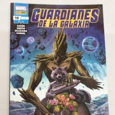 Cómics: GUARDIANES DE LA GALAXIA VOL 2 Nº 10 / 73 - MARVEL - PANINI. Lote 194576898