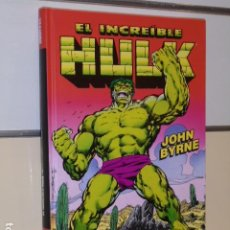 Cómics: EL INCREIBLE HULK JOHN BYRNE COLECCION 100% MARVEL - PANINI OFERTA (ANTES 18,00 €). Lote 194626848