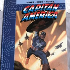 Cómics: CAPITÁN AMÉRICA JONES RUDE. Lote 194630856