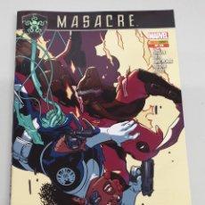 Cómics: MASACRE VOL 3 Nº 23 IMPERIO SECRETO - MARVEL COMICS. Lote 194661270