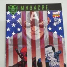Cómics: MASACRE VOL 3 Nº 22 IMPERIO SECRETO - MARVEL COMICS. Lote 194661315
