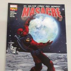 Cómics: MASACRE VOL 3 Nº 21 - MARVEL COMICS. Lote 194661401