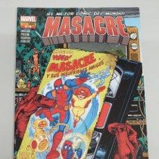 Cómics: MASACRE VOL 3 Nº 13 - MARVEL COMICS. Lote 194661425