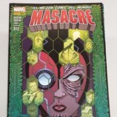 Cómics: MASACRE VOL 3 Nº 12 - MARVEL COMICS. Lote 194661462